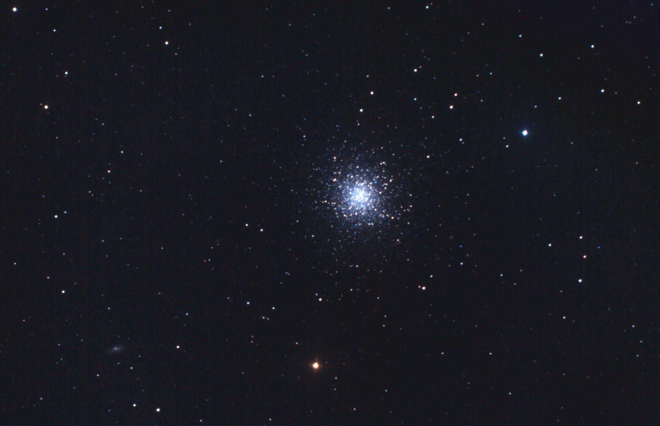 Messier 13 - 22.09.10