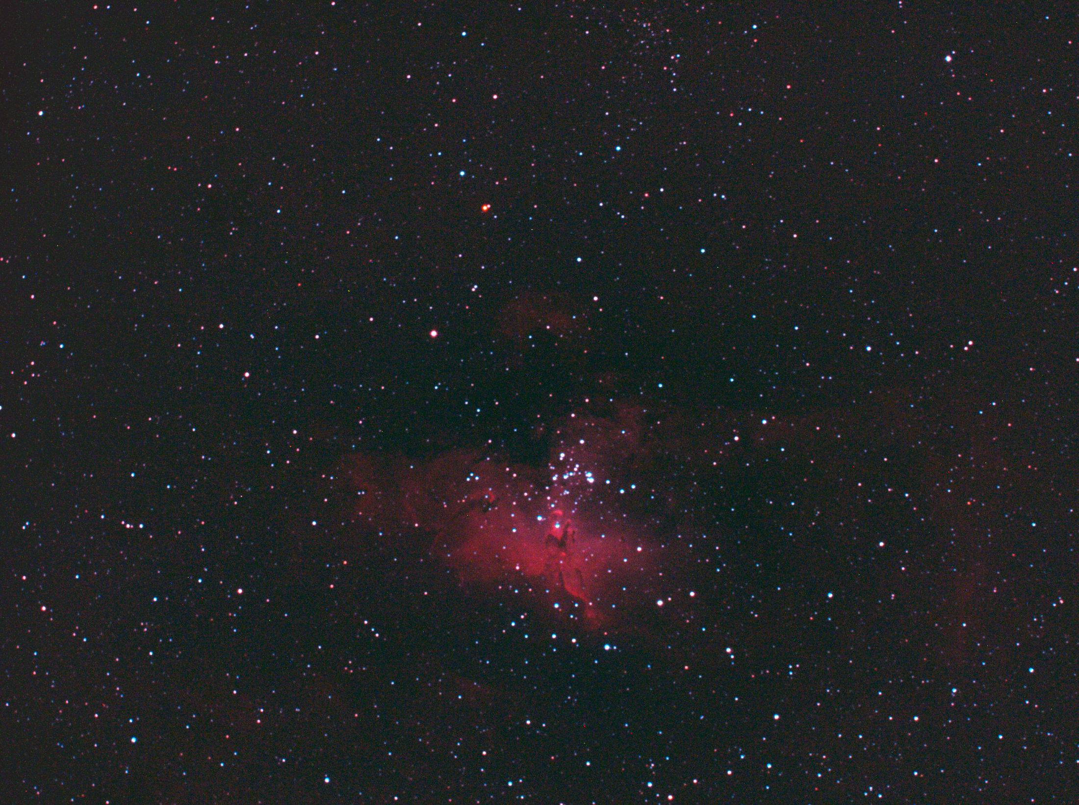 Messier 16 - 16.07.10