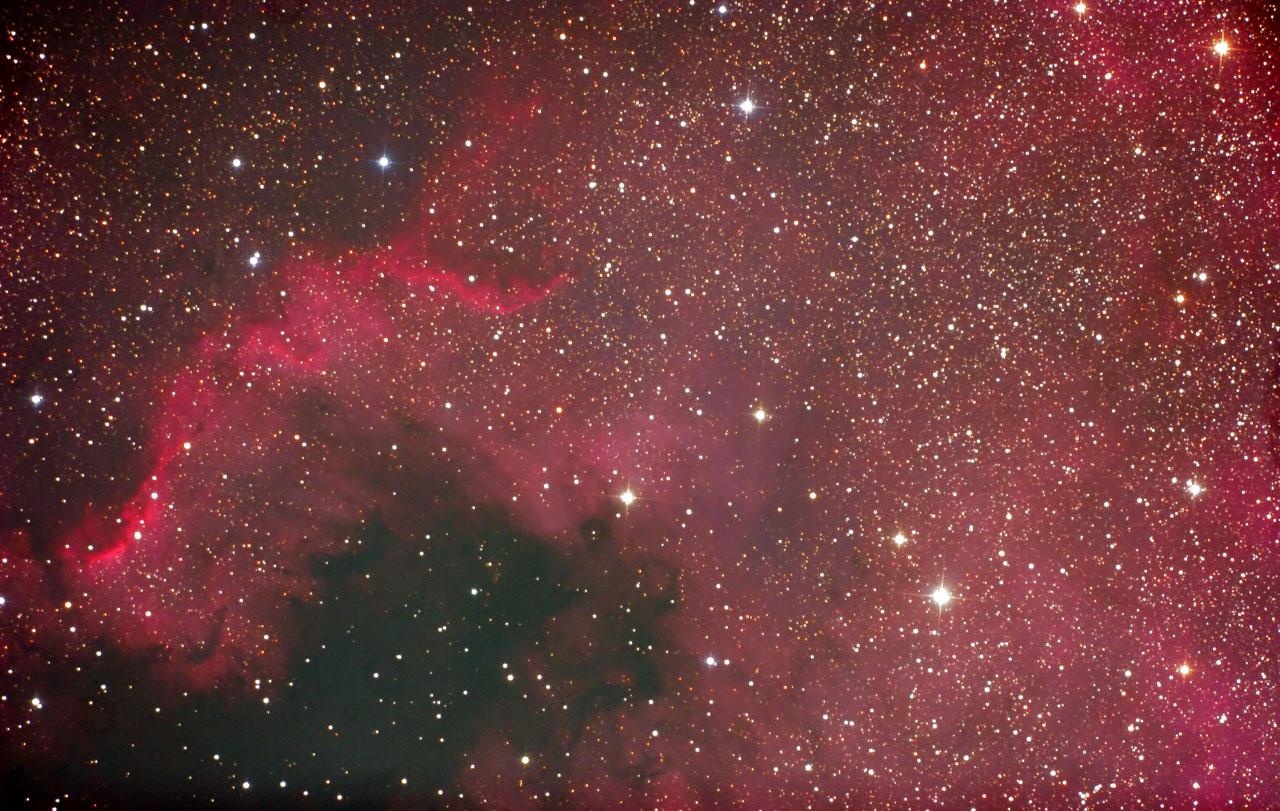 NGC 7000 - 06.08.07