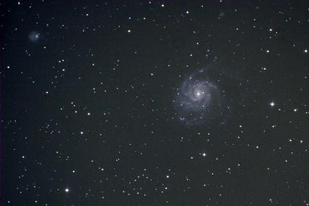 Messier 101 - 17.04.10