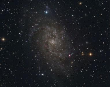 Messier 33 - 20.10.17