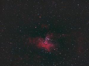 Messier 16 - 16.07.2010