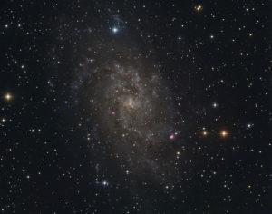 Messier 33 20.10.2017